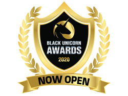 Black Unicorn Awards for 2020 Now Open