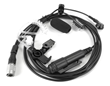 3 wire surveillance kit for two-way radio