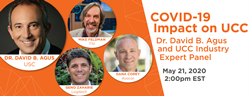 T1V Announces COVID-19 Impact on UCC Webinar with Dr. David B. Agus and Industry Expert Panel