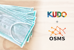 KUDO provides OSMS free access to their multilingual online meetings platform
