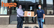 Sherwood Ford of Sherwood Park, AB donates 300 face shields to Edmonton area businesses