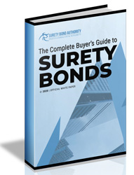 Surety Bond Authority Free E-book for Surety Bond Buyers