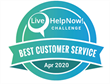 PolyPhaser Receives LiveHelpNow's Best Customer Service Award