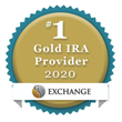 GSI Exchange Selected as Precious Metals IRA Provider of the Year