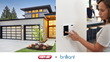 Brilliant and The Genie Company Announce Garage Door Integration for the Brilliant Smart Home System