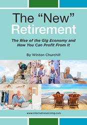 "The ""New"" Retirement: The Rise of the Gig Economy and How You Can Profit From It"