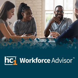 hc1® announced the launch of hc1 Workforce Advisor™, a solution that uniquely combines lab testing insights and hc1's exclusive Local Risk Index in a unified CV19 Command Center to help employers systematically support the ongoing health and safety of employees returning to the workplace.