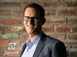 Craig Mandeville, Founder, and CEO, Forcura