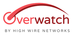 Overwatch by High Wire Networks logo