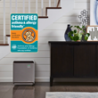 CERTIFIED Air Cleaner Offers Reduction of Indoor Allergens in the Home