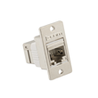 L-com Introduces New Die-Cast, Category 6a/7, Feed-Thru RJ45 Couplers
