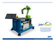 Seeing Growth in Collaborative Robot Applications, Applied Manufacturing Technologies Releases the jobHopper Portable Automation Workstation