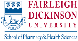 FDU School of Pharmacy and Health Sciences logo
