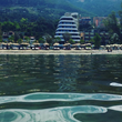 Over 300 sunny days a year: Albania's new Yacht Hotel enjoys a waterproof foundation and rooftop pool – and a perfect beach setting – thanks to Penetron crystalline technology.