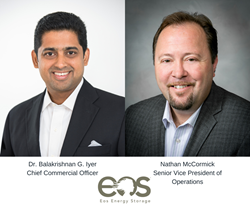 Iyer and McCormick Join Eos