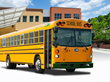 Blue Bird Electric Type D School Bus