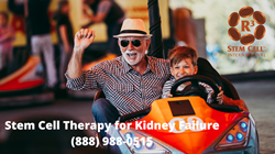 stem cell therapy kidney disease