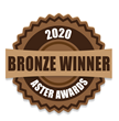 corecubed wins 1 Bronze Aster Award for Excellence in Healthcare Marketing