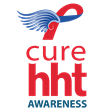 Logo for HHT Awareness June 2020