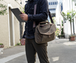 The Outback Duo — ideal minimalist bag to carry two devices