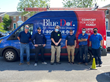 Team Members from Blue Dot Services of Maryland