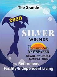 Hernando County Readers Choice Award