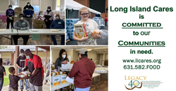 Feeding Fellow Long Islanders: Makers Nutrition Commits $5,000 to Long Island Cares, Inc.