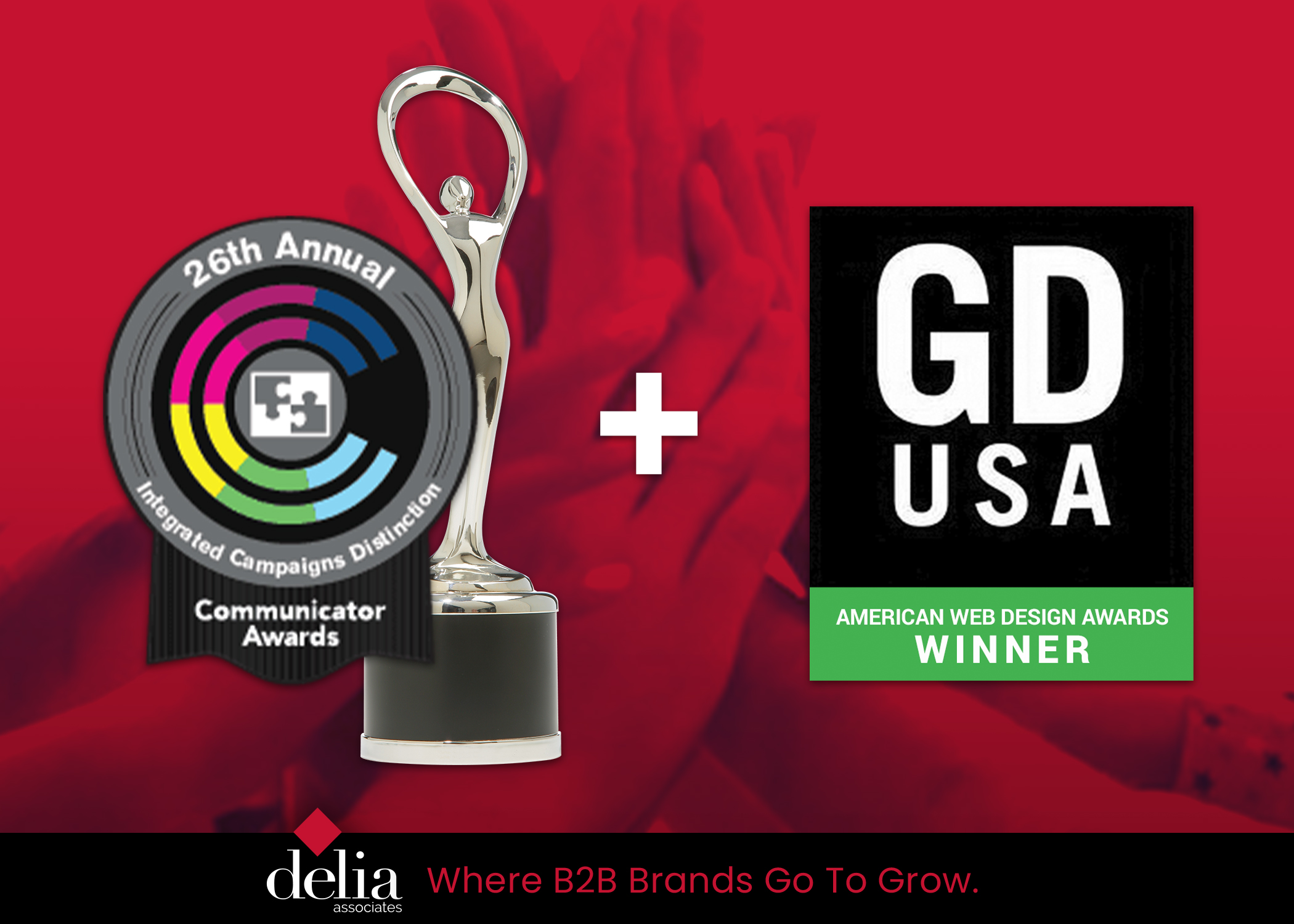 New Jersey Based Business Branding And Marketing Firm Delia Associates Earns Top Industry Awards