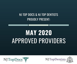 NJ Top Docs - May 2020 Approved Providers