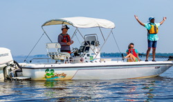 Choose to boat sober this Fourth of July.
