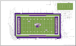 Woolpert Contracted for Western Carolina University Turf Field Replacement Project