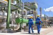 On-site detection of toxic volatile organic compounds is an essential part of ensuring workplace safety in high-risk settings, such as oil refining and chemical manufacturing.