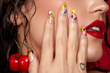Sweet As Summer Fruity Nail Art Stickers