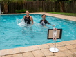 Just Launched: Exercise in Your Pool with the PoolFit App