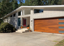Modern Garage Door Atlanta