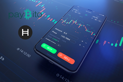 Paybito crypto exchange added HBAR coin