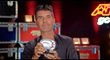 Simon Cowell of AGT accepts his Reality TV Show Award