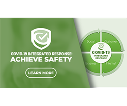 The COVID-19 Integrated Response Toolkit Helps Businesses Enhance Operational Preparedness Before, During and After Reopening, to Achieve Safety in the Post-COVID-19 Economy