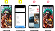 Mobile App Platform Lomotif with 140M+ downloads integrates with SnapChat