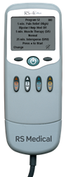 FDA-approved RS-4i® Plus Sequential Stimulator with Intersperse® is now available for consumers to purchase directly from RS Medical at RSMedical.com