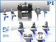Industrial Automation, Laser Material Processing: Interactive Virtual Tradeshow Booths, New from PI