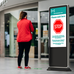 Create a safer environment with Social Safety Signage, a collaboration of Hikvision and NDS