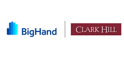 Clark Hill Chooses BigHand Now