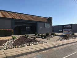 The building Jensen Fasteners Acquired with the SBA 504 Loan administered by TMC Financing