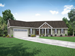 Wayne Homes Introduces New Ranch Floor Plan, the Hudson