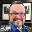 Large Corporate ORBIE Winner, Wayne White, Startek