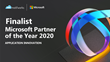 Motifworks Recognized as a Finalist of Application Innovation 2020 Microsoft Partner of the Year