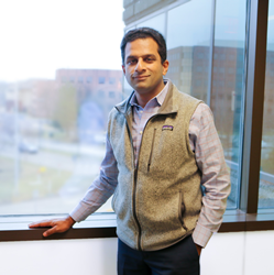 photo of Sid Bala, President and CEO of alligatortek