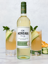 Fresh and fruity, wine cocktails from CK Mondavi and Family are bursting with the flavors of summer.