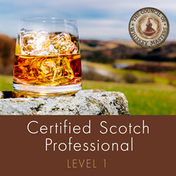Certified Whisky Professional